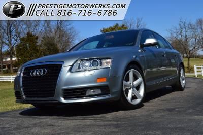 2010 Audi A6 3.0T Prestige