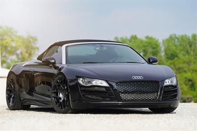 2011 Audi R8 5.2L Supercharged