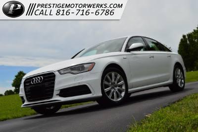 2012 Audi A6 3.0T Prestige