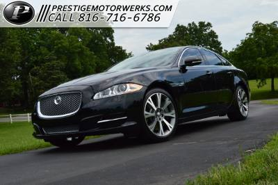 2012 Jaguar XJ Supercharged