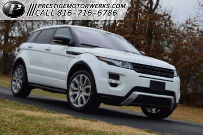 2012 Land Rover Range Rover Evoque Dynamic Premium