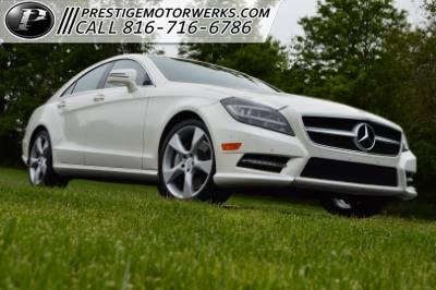 2013 Mercedes-Benz CLS-Class CLS 550