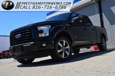 2015 Ford F-150 XLT w/HD Payload Pkg