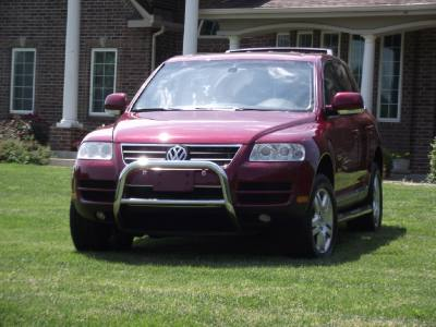 2004 Volkswagen Touareg V8 4Motion