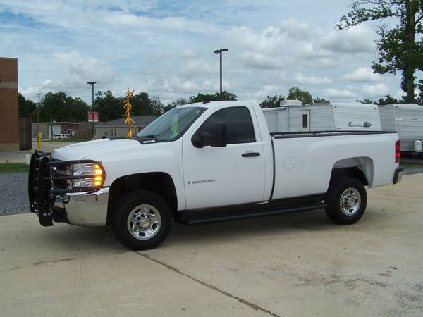 Picture of a 2008 Chevrolet Silverado 2500HD