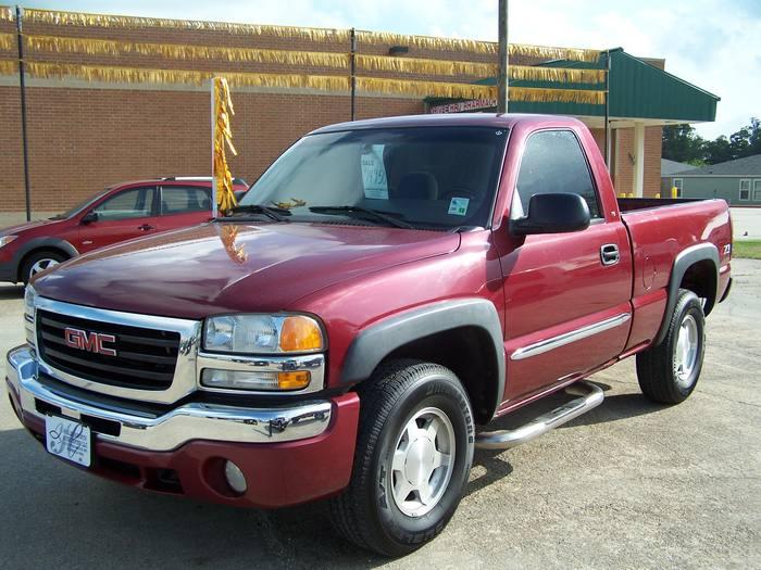 2004 GMC Sierra 1500 Z71 4x4