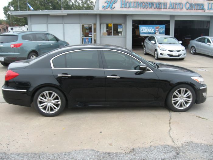 2012 Hyundai Genesis 3.8L