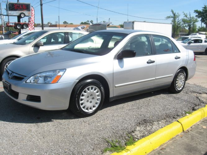 2007 Honda Accord Sdn VP