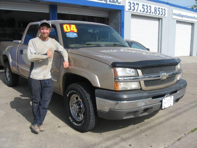 2004 Chevrolet Silverado 2500 Crew Cab LS 4X4