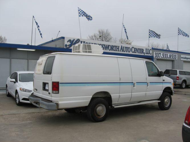 1998 Ford Econoline Cargo Van 4X4