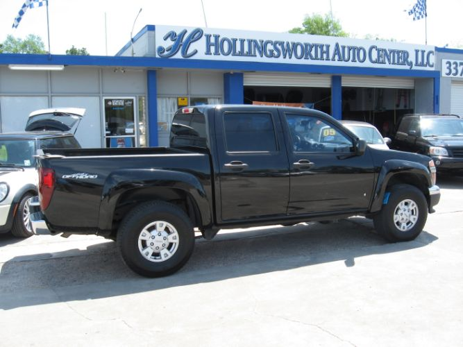 2006 GMC Canyon SLE2