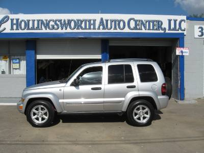2007 Jeep Liberty Limited 4X4