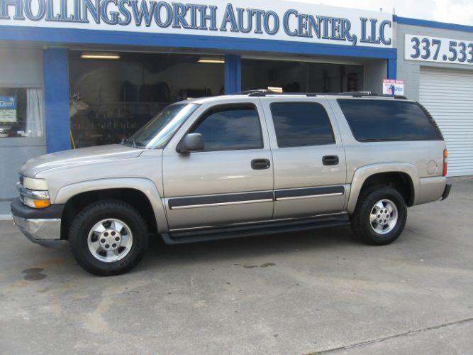 2003 Chevrolet Suburban LS