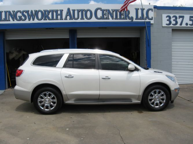2011 Buick Enclave CXL-2