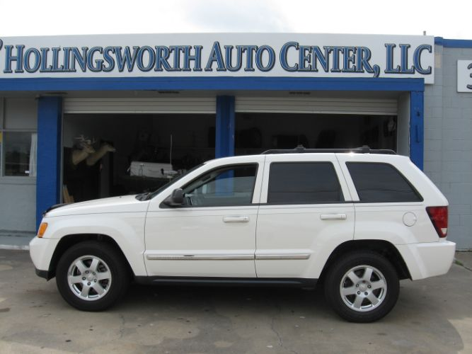 2010 Jeep Grand Cherokee Laredo