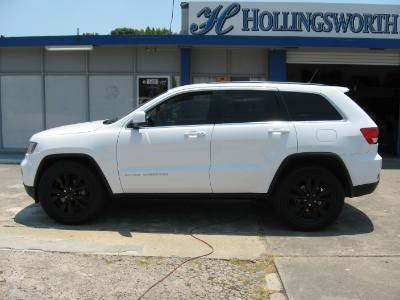 2013 Jeep Grand Cherokee Laredo Altitude
