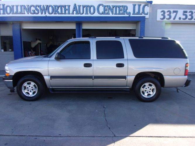 2005 Chevrolet Suburban LS