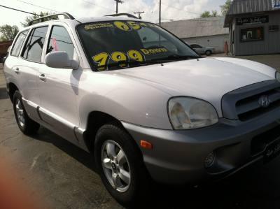 2005 Hyundai Santa Fe GLS