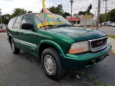 2000 GMC Jimmy ~ 4x4