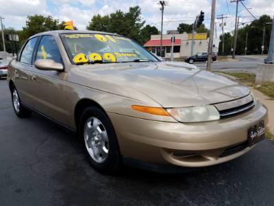 2001 Saturn LS