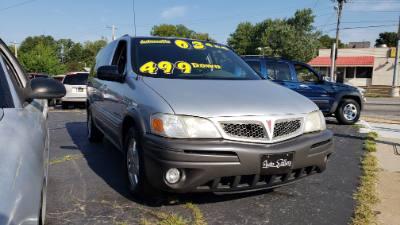 2003 Pontiac Montana w/1SY Pkg