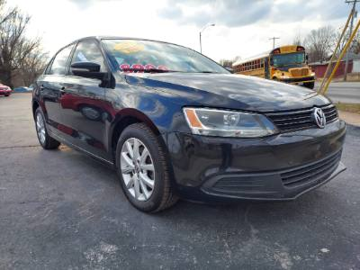 2012 Volkswagen Jetta Sedan SE w/Convenience & Sunroof