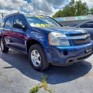 2009 Chevrolet Equinox LS