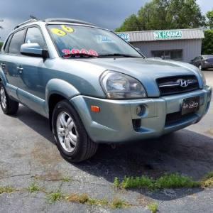 2006 Hyundai Tucson GLS