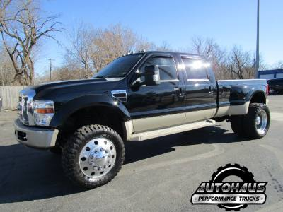 2008 Ford Super Duty F-450 DRW King Ranch