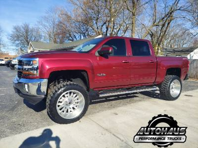 2017 Chevrolet Silverado 1500 LT Texas Edition