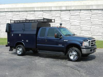 2007 Ford Super Duty F-350 SRW XLT 4X4
