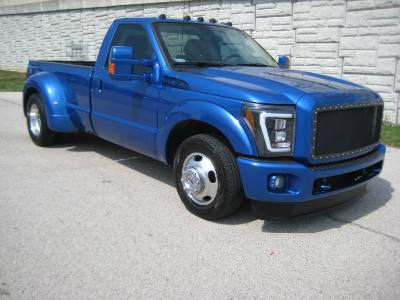 2015 Ford Super Duty F-350 DRW XLT