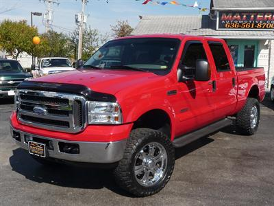 2005 Ford Super Duty F-350 SRW