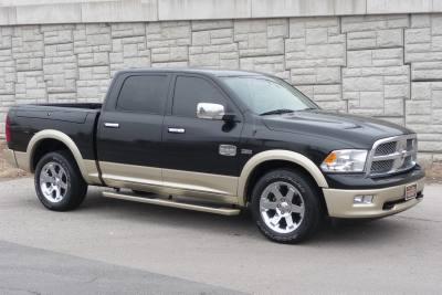2011 Dodge Ram Laramie Longhorn Edition Crew cab 4x4