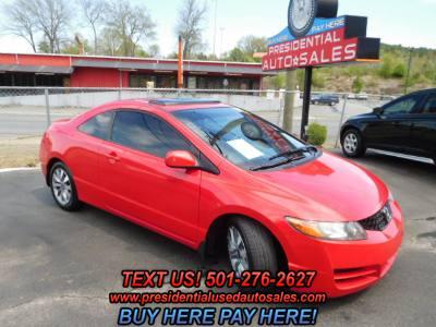 2010 Honda Civic Cpe EX