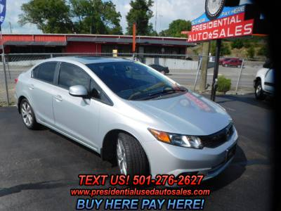 2012 Honda Civic Sdn Si