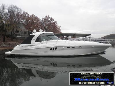 2007 Sea Ray 52 Sundancer REPO