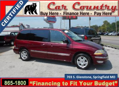 2001 Ford Windstar Wagon SE