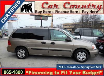 2004 Ford Freestar Wagon SE