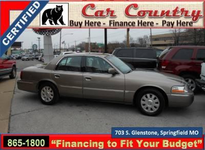 2003 Mercury Grand Marquis LS Premium