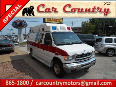 1997 Ford Econoline E350 Ambulance