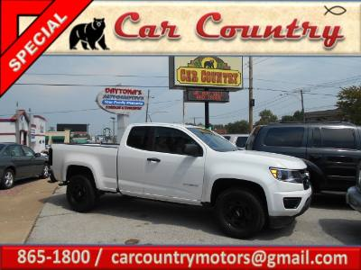 2016 Chevrolet Colorado 2WD WT