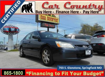 2005 Honda Accord Sdn EX-L V6