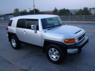 2008 Toyota FJ Cruiser Only 1 Owner