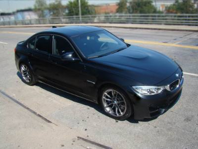2015 BMW M3 M Double-Clutch Dinan