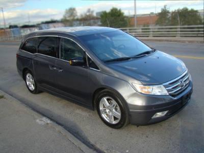 2012 Honda Odyssey Toring Elite