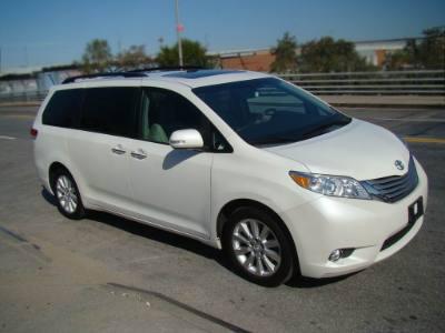 2013 Toyota Sienna XLE Limited AWD