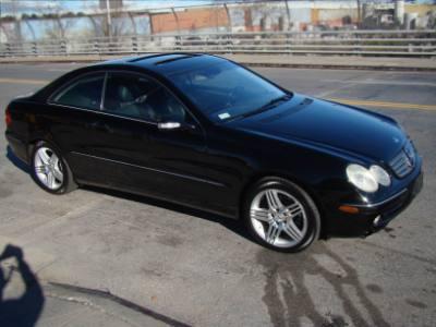 2004 Mercedes-Benz CLK-Class 3.2L
