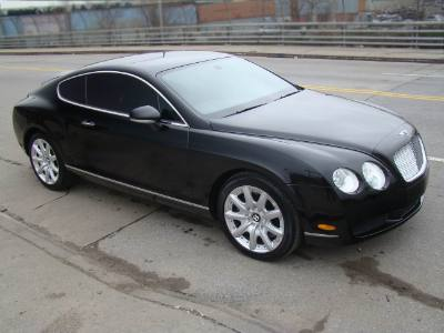 2006 Bentley Continental GT AWD