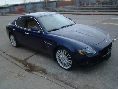 2013 Maserati Quattroporte S